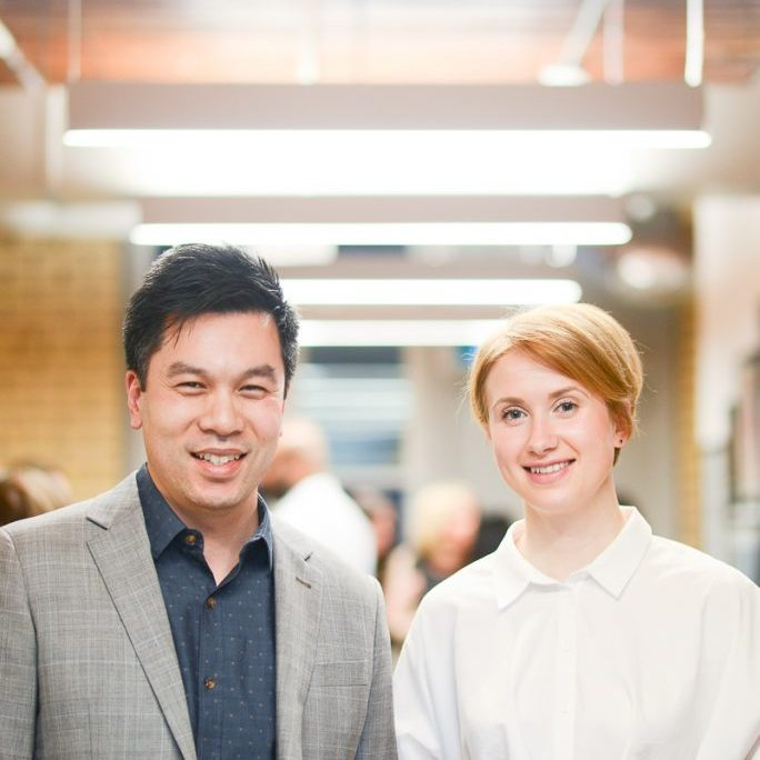 Richard Lee & Nat Korol, Co-Founders Hyphen Co.
